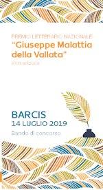 Bando Premio Malattia della Vallata 2019
