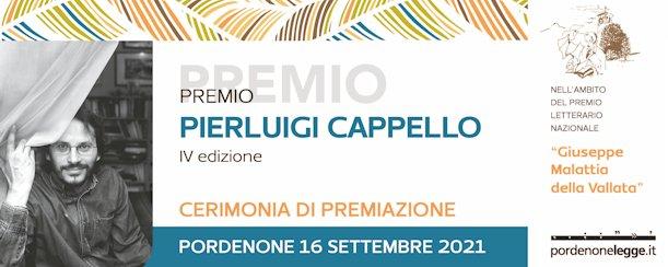 Premio Pierluigi Cappello 2021